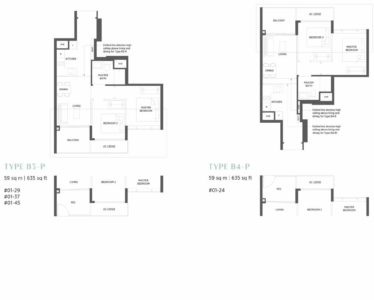 Parc-Esta-Floor-Plan-2-bedroom-type-b3-b4