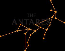 The antares logo